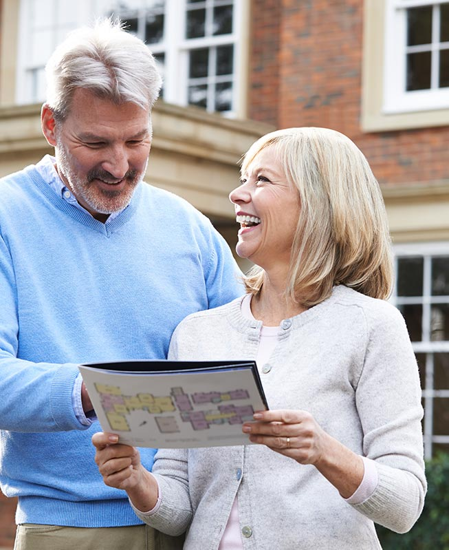 Mature Couple Buying Their Dream Home in Denver   A Better Choice Mortgage